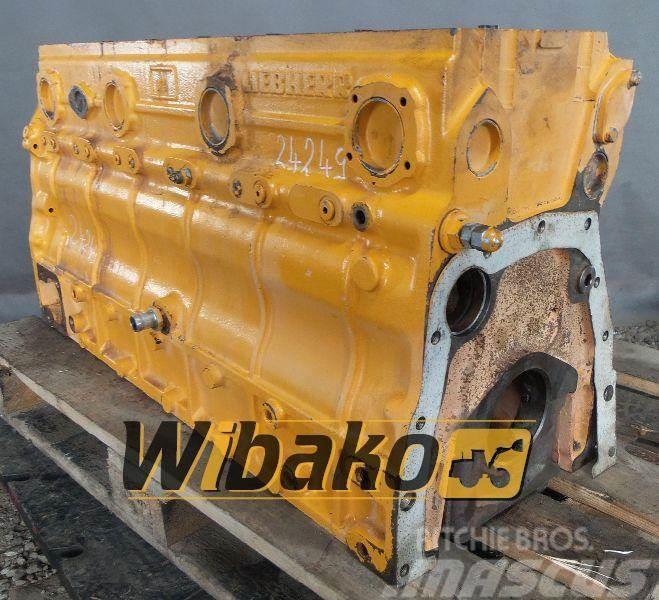 Liebherr Crankcase Liebherr D906TI 04020853