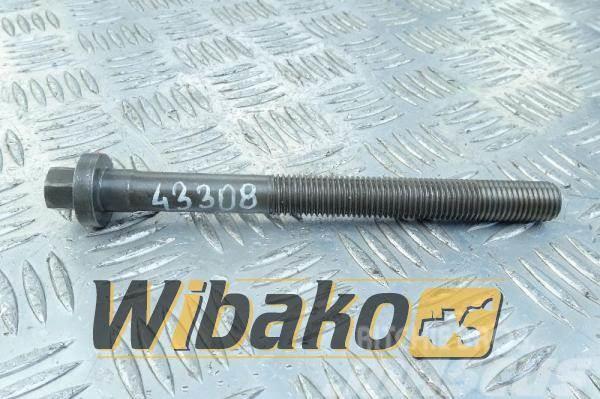 Liebherr Cylinder head screw Liebherr D9306/D9308/D9406/D94