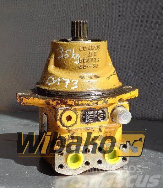 Liebherr Drive motor / Silnik jazdy Liebherr FMF090 9271510