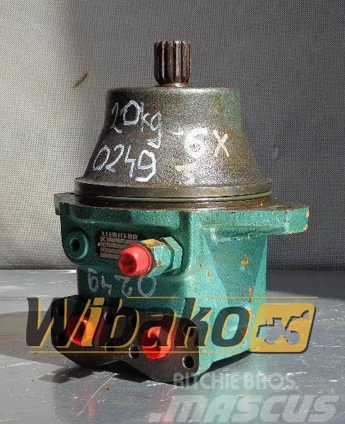 Liebherr Drive motor / Silnik jazdy Liebherr FMF45 9267192