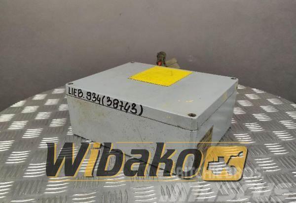 Liebherr Electronic box Liebherr CPL. E50 9698827