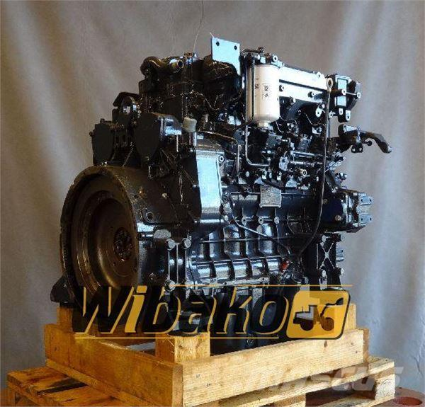 Liebherr Engine for Liebherr A924C