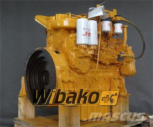 Liebherr Engine for Liebherr A914B