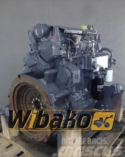 Liebherr Engine for Liebherr A316LI