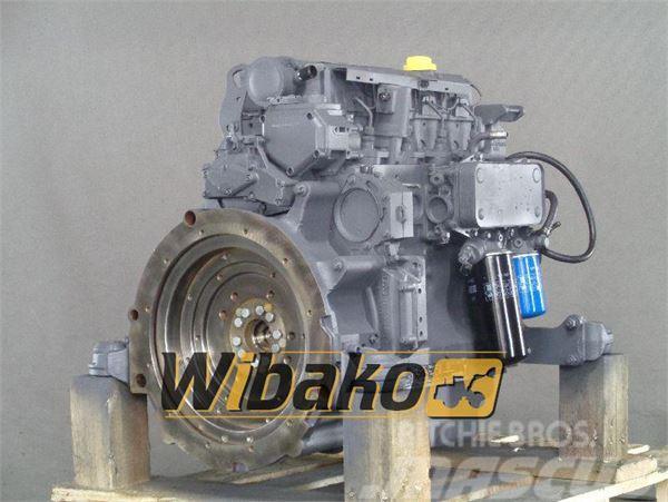 Liebherr Engine for Liebherr A311