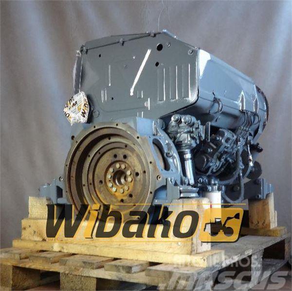 Liebherr Engine for Liebherr R317LI