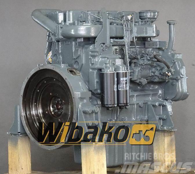Liebherr Engine Liebherr D 924 T-E A1 9883022