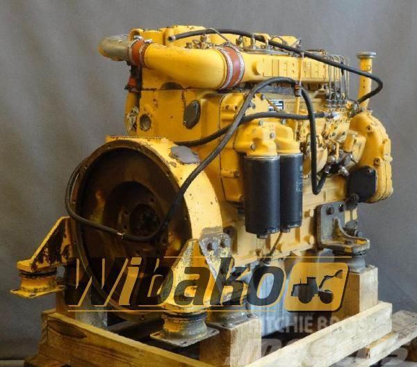 Liebherr Engine / Silnik spalinowy Liebherr D 904 T 9144169