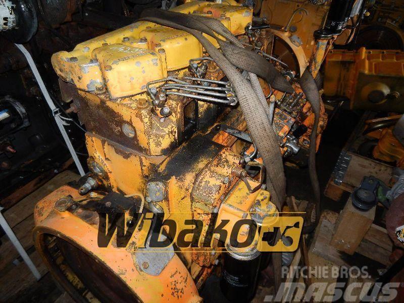Liebherr Engine / Silnik spalinowy Liebherr D 904 T DUMMY