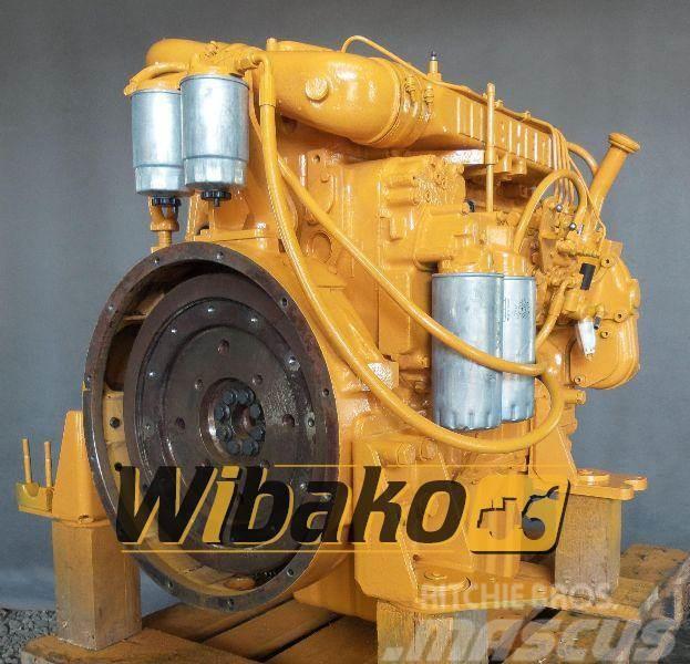 Liebherr Engine / Silnik spalinowy Liebherr D 914 T 9277352