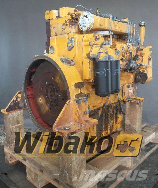 Liebherr Engine / Silnik spalinowy Liebherr D 904 NA 926680