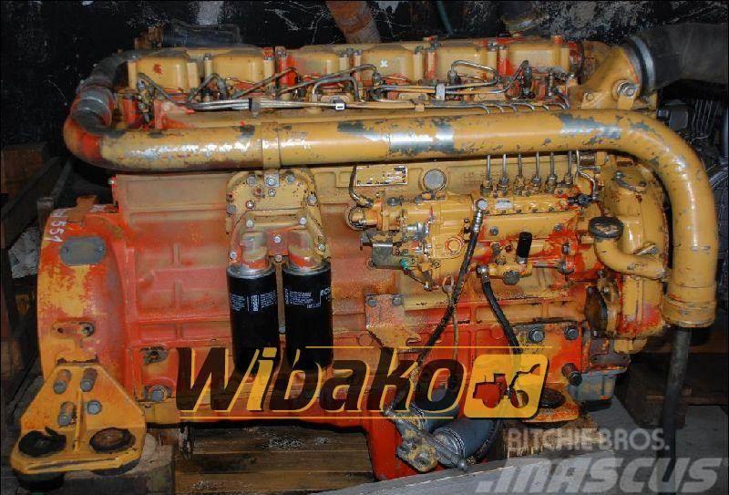 Liebherr Engine / Silnik spalinowy Liebherr D 906 TI