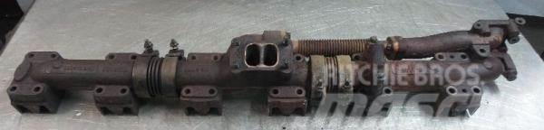 Liebherr Exhaust manifold Liebherr D 936 A7 10125298
