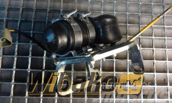 Liebherr Gas regulator Liebherr 6205410 SWMK404.7311