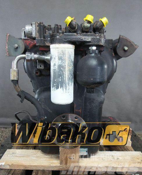 Liebherr Gearbox/Transmission Liebherr 564 2+2