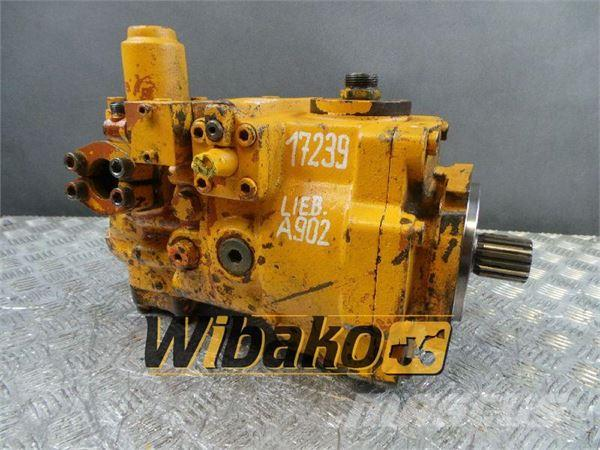 Used liebherr hydraulic motor for liebherr a902 other for Hydraulic motors for sale