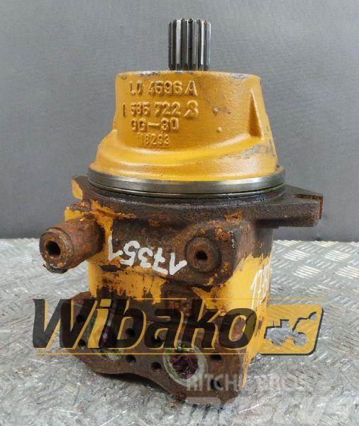 Used liebherr hydraulic motor liebherr fmf064 other for Hydraulic motors for sale