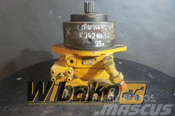 Liebherr Hydraulic motor Liebherr FMV90 9268983-001