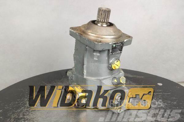 Liebherr Hydraulic motor Liebherr A6VM085EP600P001G/71NWV0N