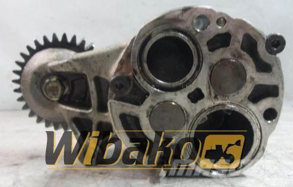 Liebherr Hydraulic pump Liebherr D 936 A7 10139435
