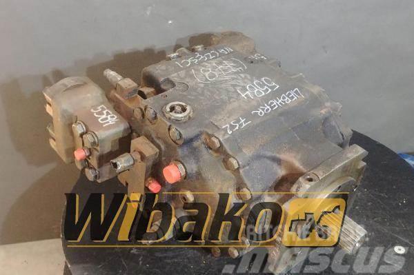 Liebherr Hydraulic pump Liebherr 5801759