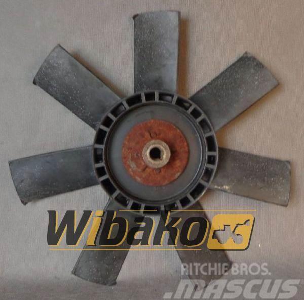 Liebherr oil radiator fan Liebherr 906792