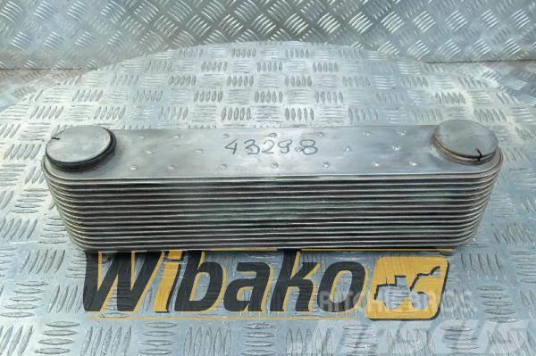 Liebherr Oil radiator Silnika Liebherr D9408 TI-E A3 570008