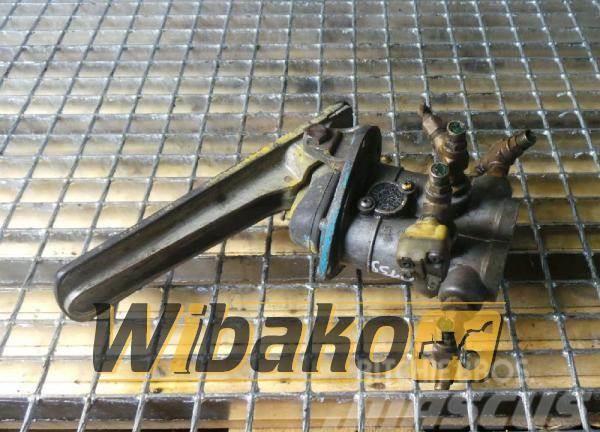 Liebherr Pedal / Pedał Liebherr VG72/3R01 9265234003