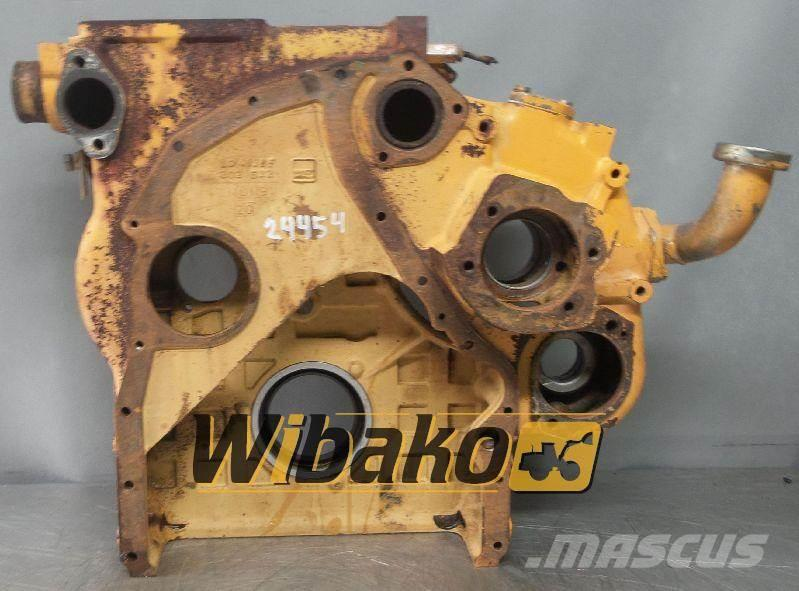 Liebherr Rear gear housing Liebherr 302522