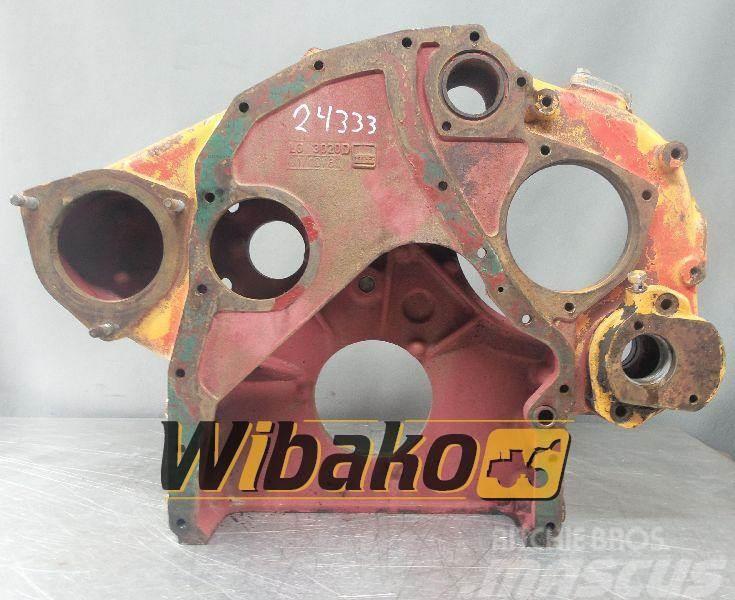 Liebherr Rear gear housing / Obudowa rozrządu Liebherr D906