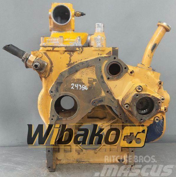 Liebherr Rear gear housing / Obudowa rozrządu Liebherr 3021