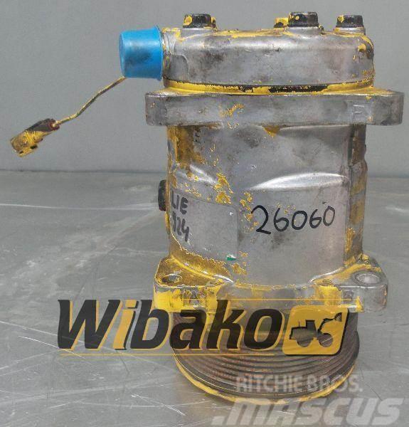 Liebherr Sprężarka klimatyzacji Liebherr D924 508S121A