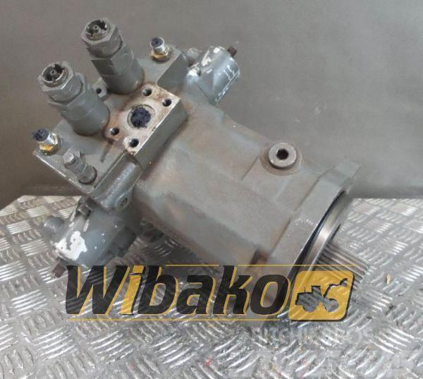Liebherr Swing motor Liebherr 10007106