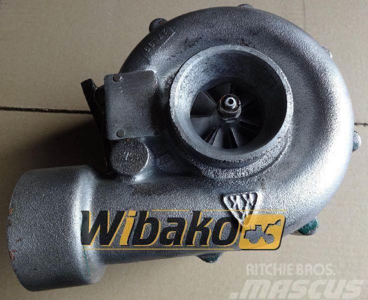 Liebherr Turbocharger / Turbosprężarka Liebherr D 924