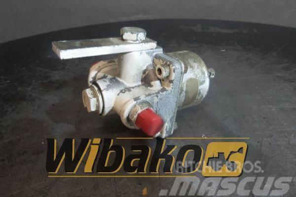Liebherr valve Liebherr A316