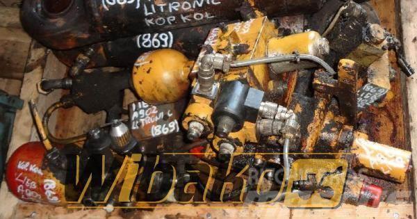 Liebherr Valves set Liebherr A902 LI