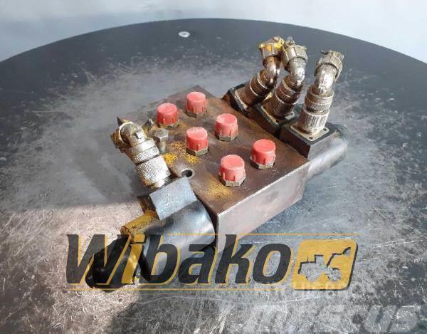 Liebherr Valves set Liebherr W2Z-1159 E-4