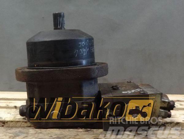 Linde Drive motor Linde HMV55