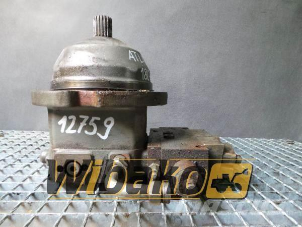 Used linde hydraulic motor linde hmv90 other components for Hydraulic motors for sale