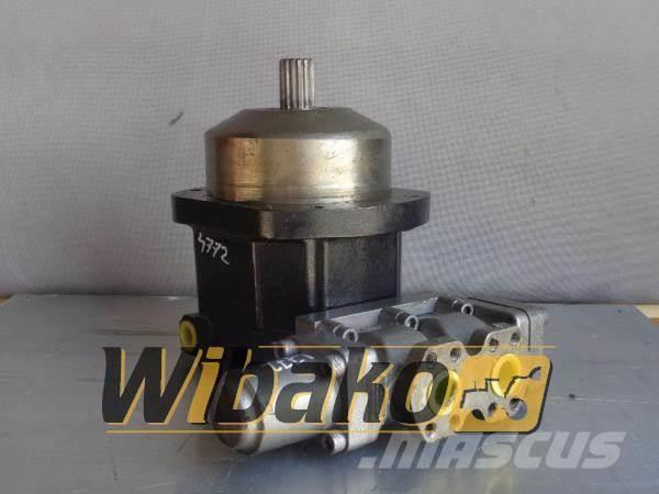 Linde Hydraulic motor / Silnik hydrauliczny Linde HMF70