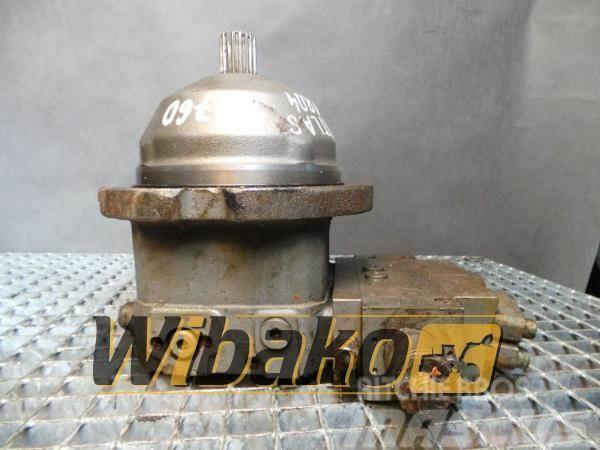 Linde Hydraulic motor / Silnik hydrauliczny Linde HMV90