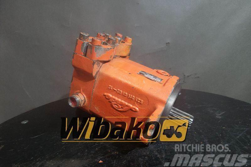 Linde Hydraulic motor / Silnik hydrauliczny Linde MMF53