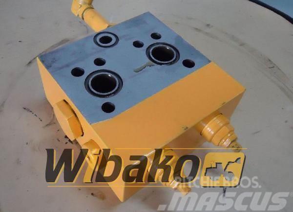 Linde pressure relief valve / Zawór przeciążeniowy Linde