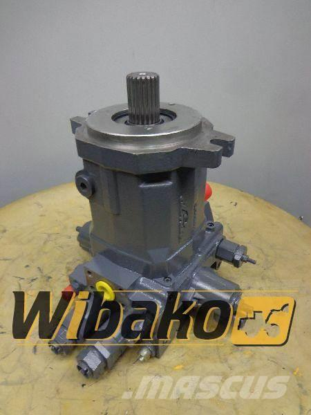 Used linde swing motor linde hmf55 02 p other components for Swing stage motors sale
