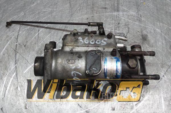Lucas Injection pump Lucas 12456JCG 3343F260