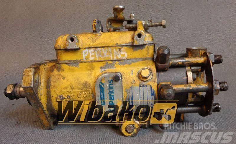 Lucas Injection pump / Pompa wtryskowa Lucas 937 3363F85
