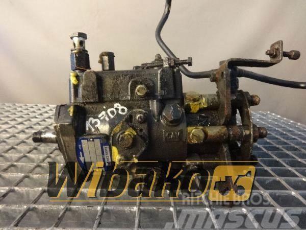 Lucas Injection pump / Pompa wtryskowa Lucas 636 8521A11