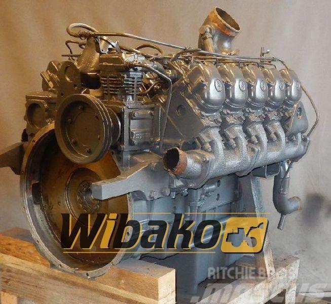 Mercedes-Benz Engine / Silnik spalinowy Mercedes benz OM403