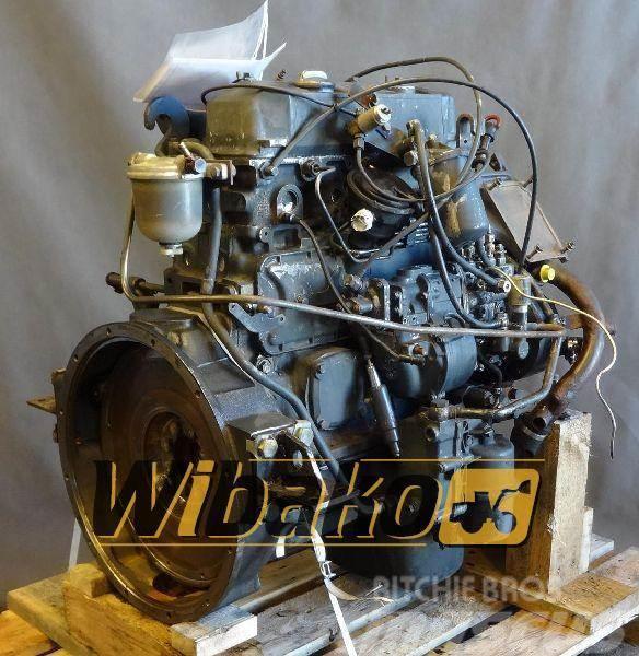 Mercedes-Benz Engine / Silnik spalinowy Mercedes OM364A