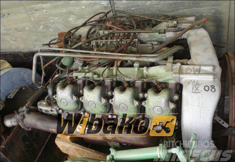 Mercedes-Benz Engine / Silnik spalinowy Mercedes benz V8